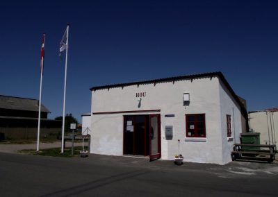 Det gamle havnekontor.