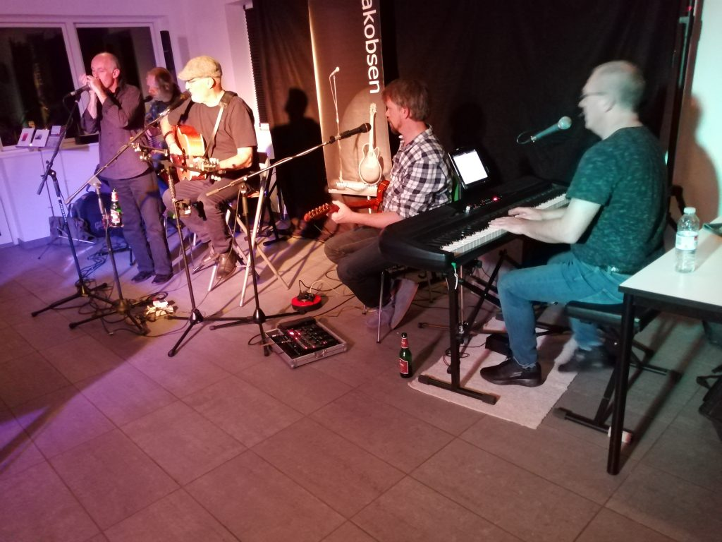 Lars Jakobsen Trio i Havnehuset