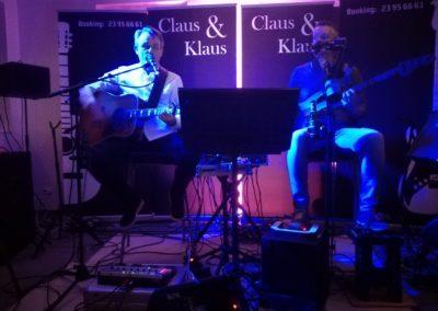 Claus & Klaus i Havnehuset
