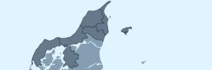 7 berørte kommuner i nordjylland